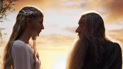 Ian McKellan films his last shoot as Gandalf | 'The Hobbit' Film | Scoop.it