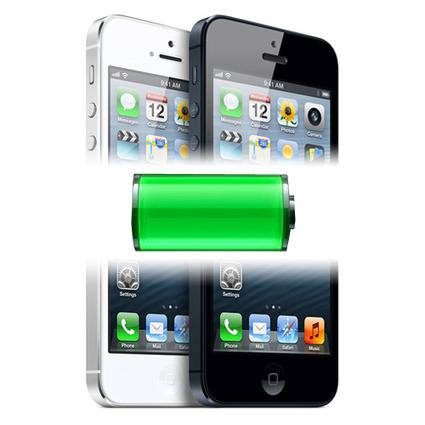 Améliorer la durée de vie de la batterie de votre iPhone | Geeks | Scoop.it