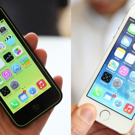 iPhone 5S vs. iPhone 5C: Which Should You Buy? | Cool Gadgets please | Scoop.it