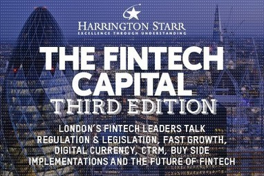 The FinTech Capital - Third Edition | Harrington Starr | Up to date Technology | Scoop.it