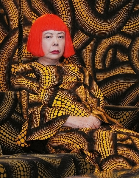 Yayoi Kusama Crowds Become Security Nightmare in Mexico | No. | Scoop.it
