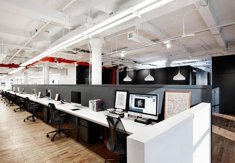Here Is An Open Office Any Employee Would Love | Office Trends | Scoop.it