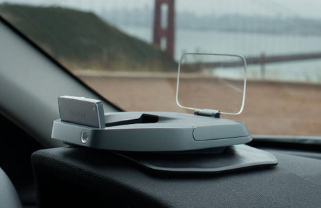 Navdy is an Android Head Up Display for your Car Controlled by Voice and Gestures | Embedded Systems News | Scoop.it