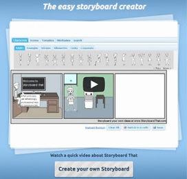 Οι Τ.Π.Ε. στην εκπαίδευση: Story board that | Γλώσσα και ΤΠΕ | Scoop.it