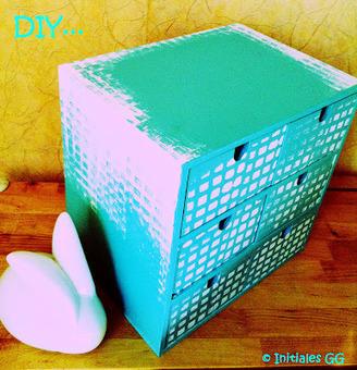 DIY : mon meuble ikea revient des Bermudes... | Déco Design | Scoop.it
