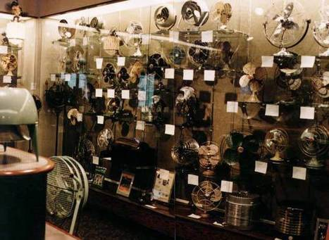 Antique Fan Collectors Association | Air Circulation and Ceiling Fans | Scoop.it