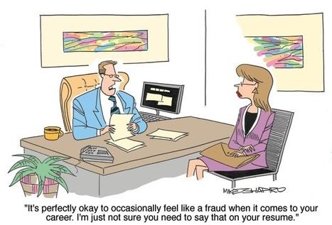 Don't Let Impostor Syndrome Sabotage Your Career | Personal Development Psychology | Scoop.it