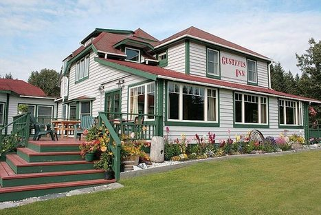 Gustavus Inn: Cooking Locally and Sustainably, Alaskan-Style - Organic Connections | Healthy Living | Scoop.it