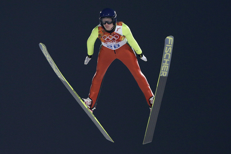 Are you watching the 2014 Winter Olympics?   News on Knotch   Scoop.it