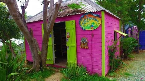 A Secret Rum Shack in St Martin | Caribbean Island Travel | Scoop.it