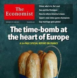 La portada de The Economist que ha enfurecido a los franceses | New Journalism | Scoop.it