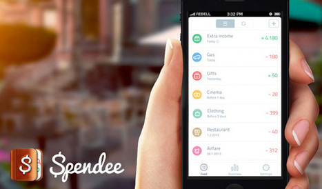 Spendee is now your personal finance manager app | Technology | Scoop.it