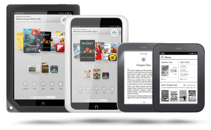 Is Barnes and Noble Leaving the e-Reader Business? | LibraryLinks LiensBiblio | Scoop.it