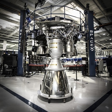 SpaceX Builds Enough Merlin 1D Engines for 10 Falcon 9 Flights at Parabolic Arc | Heron | Scoop.it