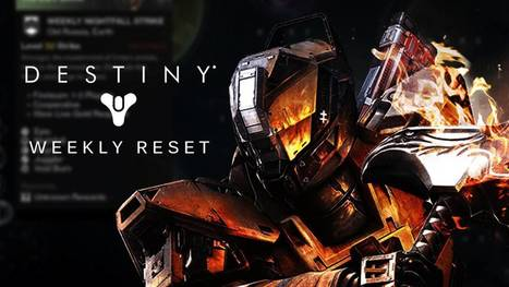 Bungie's Destiny Weekly Reset November 29: Nightfall Strike, Prison of Elder Changes | SocialAction2014 | Scoop.it