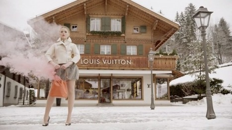 Une excellente Vuitton année 2013 à Gstaad ! | Luxe by Kitty | Scoop.it