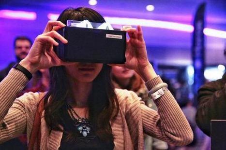El futuro de la educación pasa por la realidad virtual | Nuevas tecnologías y educación | Scoop.it