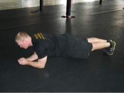 How to REALLY Do a Perfect Plank - RKC School of Strength | SportsTherapy | Scoop.it