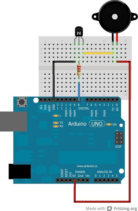 Zumbador piezoeléctrico | TECNOLOGIA 4ESO | Scoop.it