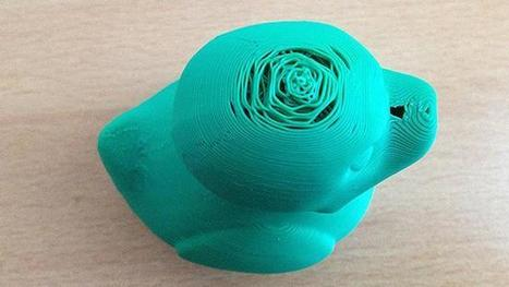 When 3D printing fails beautiful things can happen - NEWS.com.au | MobileMarketing | Scoop.it