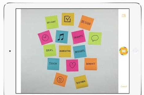 Новый сервис превращает бумажные заметки в цифровые   школьное образование   Scoop.it