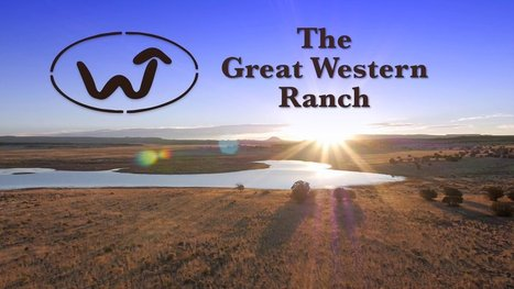 The Great Western Ranch (teaser video) - Aerial Imaging Productions | Aerial Video | Scoop.it