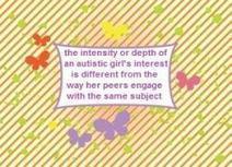 Autism Women's Network | Topics in Intellectual and Developmental Disabilities | Scoop.it