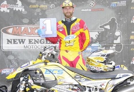 Josh Creamer rempile pour le AMA | Atv,Quad,sport | Scoop.it