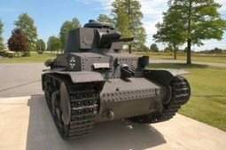 Panzer 38(t) vol2 – Walk Around   History Around the Net   Scoop.it