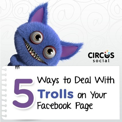 5 Ways to Deal With Trolls on Your Facebook Page | Awesome Digital and Online Marketing Articles! | Scoop.it