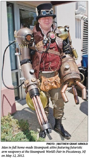Steampunk: not your grandma's counter-culture | The VOICE | Science Fiction Books | Scoop.it