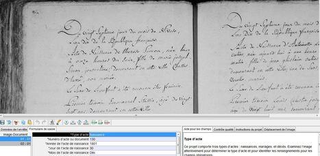 Nouveau projet d'indexation en Français – Registres de l'état civil – Hainaut, Mons, Belgique: 1801–1897 (Partie 2)   Rhit Genealogie   Scoop.it