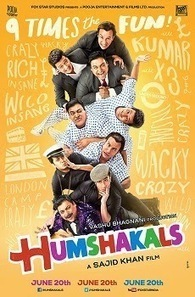 Humshakals Movie Wiki, Release Date, Budget, Review, Story, Cast, Details | Cinema Gigs | Movies | Scoop.it