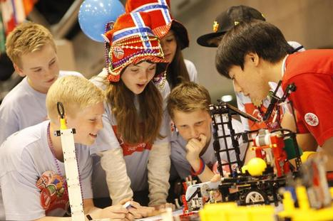 Robots, are you ready? | Lego Mindstorms | Scoop.it