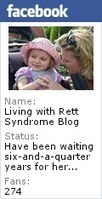 Living with Rett Syndrome: The day she chose a present | Communication and Autism | Scoop.it