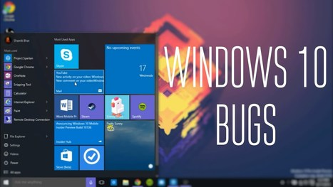 8 Annoying Windows 10 Problems With Solutions and Fixes - PC Error Repair Solutions n Guide   Fix Windows Error   Scoop.it