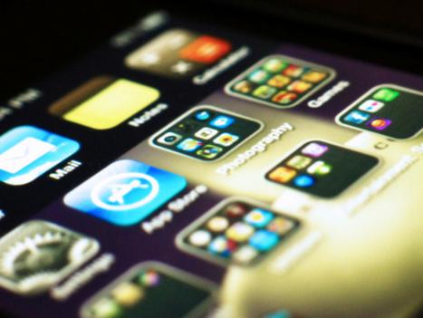 Apple sees record iTunes & software revenue at $4.4B - VentureBeat   Eduventures   Scoop.it
