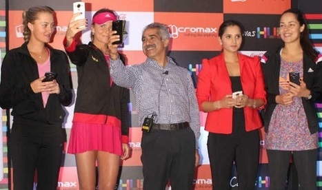 Micromax Canvas Selfie Launches Phone with 13MP Rear and Front Camera | Technology News | Scoop.it