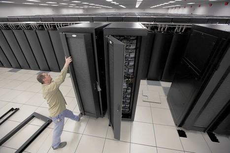 Illinois supercomputer is key to Chicago's planned digital lab - Chicago Tribune | High Performance Computing Research (HPC) | Scoop.it