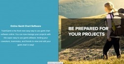 @TeamGantt Presents Project Management On Cloud   Project Management and Quality Assurance   Scoop.it