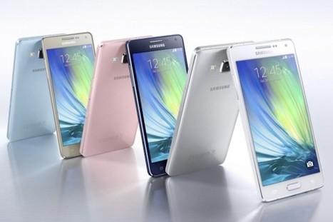 Galaxy A5 e A3, tutti i dettagli e il prezzo dei nuovi smartphone di Samsung   Risparmioweb   Scoop.it