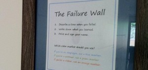 Business Creates 'Failure Wall' To Learn From Mistakes: Listen on NPR's Here and Now | Learning, Teaching & Leading Today | Scoop.it