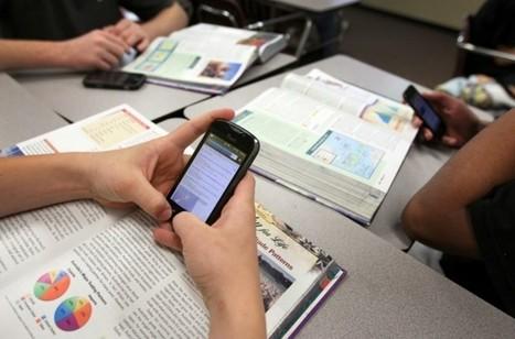 40 usos para SMARTPHONES  en la escuela | Educacion, ecologia y TIC | Scoop.it