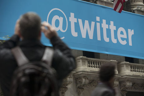 Twitter's Stock Swings Driven by Biggest Split in Ratings | Social Media Company Valuations and Value Drivers | Scoop.it