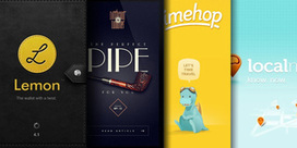 25 exemples de splash screen pour des applications mobiles - interactions-mobile | Tips & example webdesign | Scoop.it