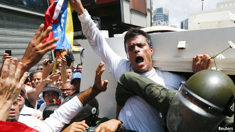 A tale of two prisoners | Venezuela Expressions For Liberty & Human Rights | Scoop.it