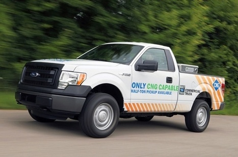 Ford showing off CNG F-150 at AltCar this weekend | All Terrain Vehicles | Scoop.it