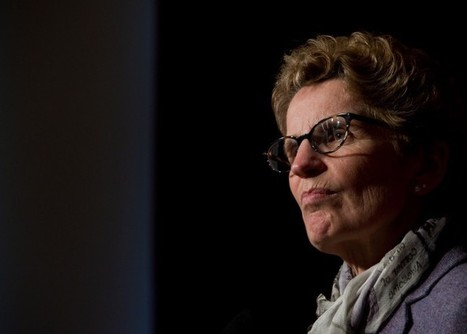 Wynne says more women will rise to leadership roles despite loss of ... | Creating new possibilities | Scoop.it