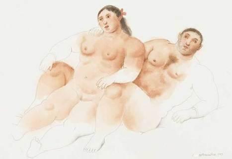 Botero se replantea plasmar el erotismo en su obra - El Universal   Curiosidades sobre sexo   Scoop.it