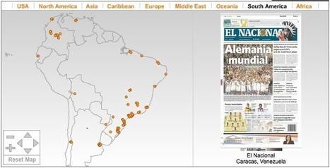 Todas las portadas de hoy de la prensa escrita de todo el mundo en un solo lugar   Educacion, ecologia y TIC   Scoop.it